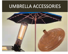 Umbrella Accessories