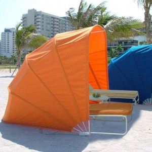 Outdoor Beach Cabana Shade