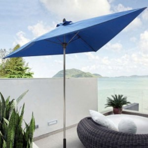 7.5 Foot Aereo Fiberglass Patio Umbrella