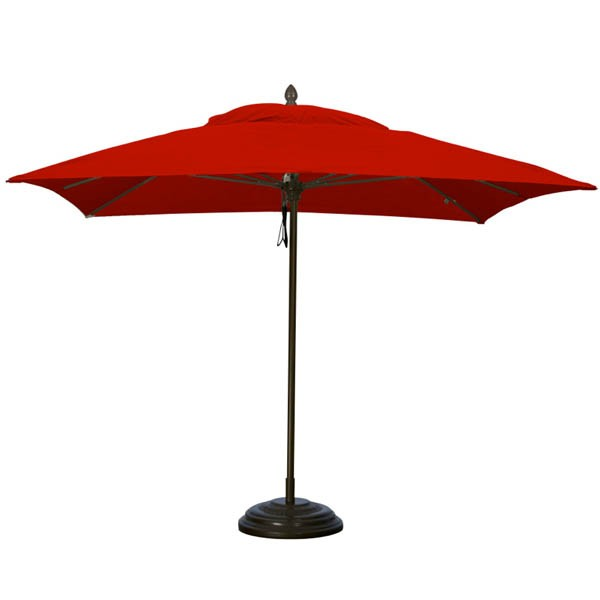 6 Foot Riviera Square Patio Umbrella