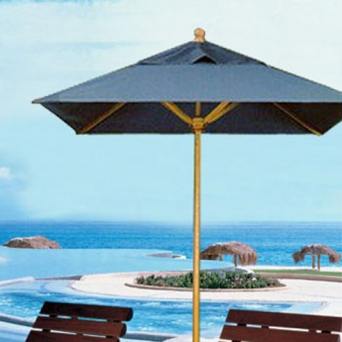 Awesome Square Signature Patio Umbrella