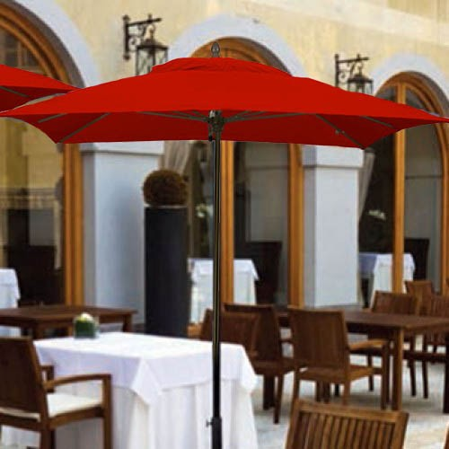 7.5 Foot Riviera Square Patio Umbrella
